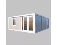 What are the Advantages of Container Mobile Houses?