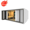 Modern Mobile Prefabricated House Smart Tiny Wooden Full Package Home Kit Mini Cottage Resort Log Cabin Coffee Shop