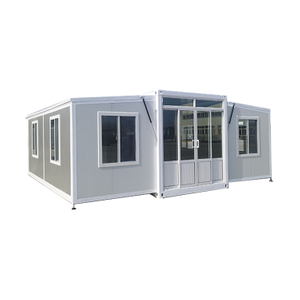 Expandable Prefabricated Houses China Prefab Villa Luxury Tiny Homes Modular Modern Casa Container 20Ft Expandible Panel House