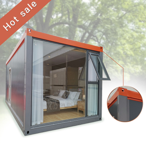 Cheap New Mobile Prefab House Luxury Modern Expandable Prefabricated Container House Cottage Casa Prefabricada